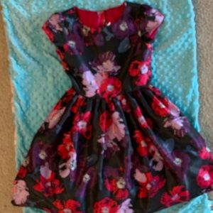 NWOT Gymboree Floral print dress size 8